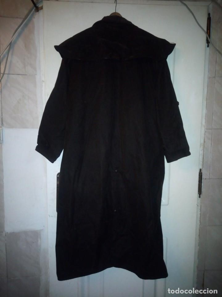 Vintage: abrigo gaban Driza Bone Riding Rainlover Weatherall Short Coats,size xl 7,con gorro a juego,vintage - Foto 18 - 184666297