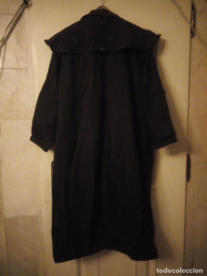 Vintage: abrigo gaban Driza Bone Riding Rainlover Weatherall Short Coats,size xl 7,con gorro a juego,vintage - Foto 19 - 184666297