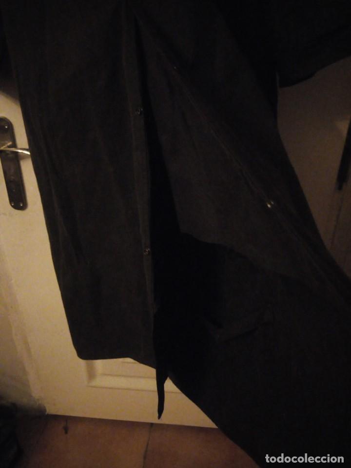 Vintage: abrigo gaban Driza Bone Riding Rainlover Weatherall Short Coats,size xl 7,con gorro a juego,vintage - Foto 22 - 184666297