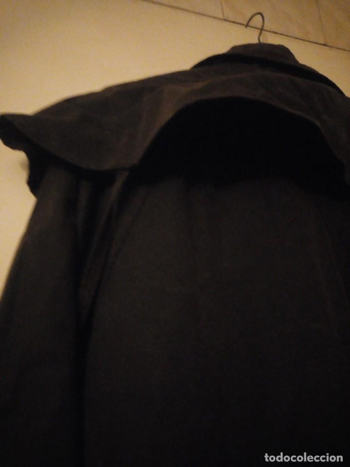 Vintage: abrigo gaban Driza Bone Riding Rainlover Weatherall Short Coats,size xl 7,con gorro a juego,vintage - Foto 23 - 184666297