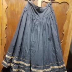 Vintage: ANTIGUA FALDA SANT LAURENT. RIVE GAUCHE. TALLA 42. PARIS. Lote 184910925