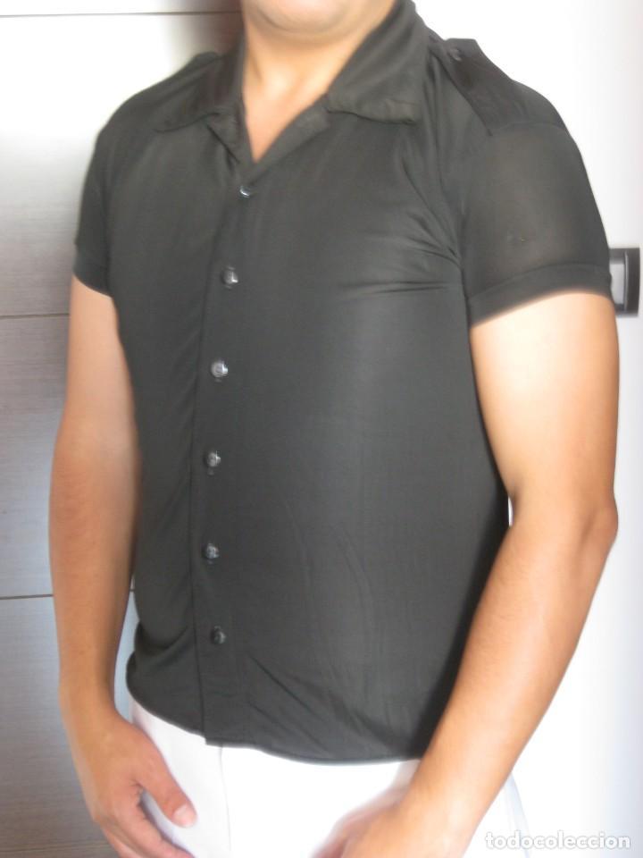 Vintage: Lote de 6 camisetas de noche para joven, de licra, estilo vintage - Foto 3 - 112842159