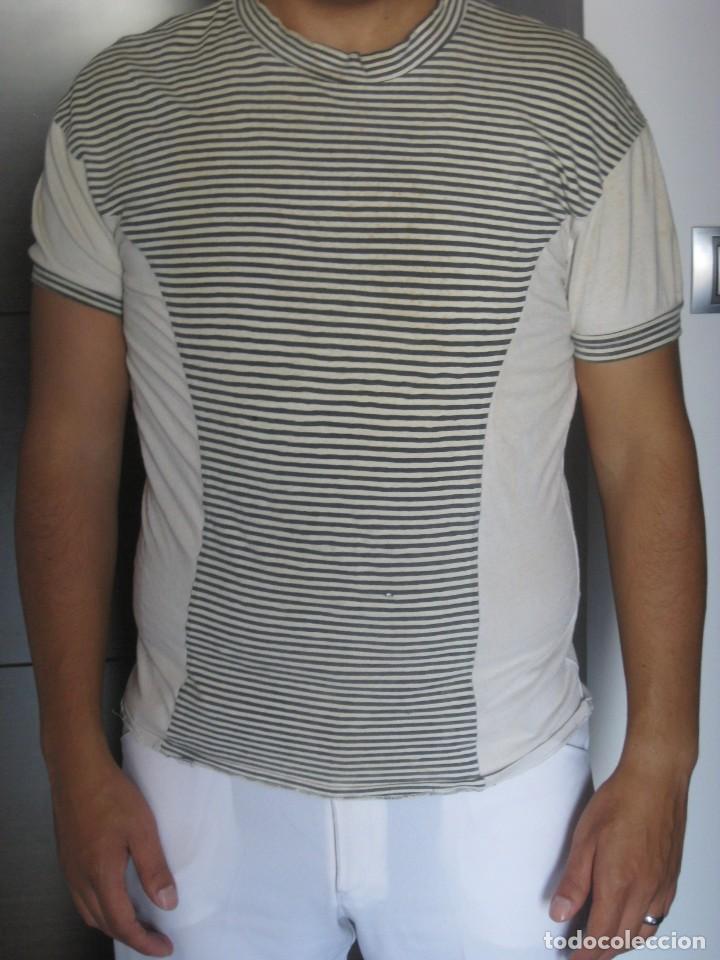 Vintage: Lote de 6 camisetas de noche para joven, de licra, estilo vintage - Foto 7 - 112842159