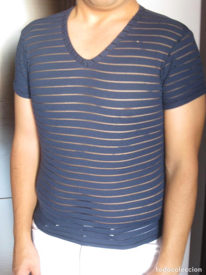 Vintage: Lote de 6 camisetas de noche para joven, de licra, estilo vintage - Foto 4 - 112842159