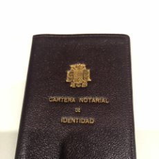 Vintage: CARTERA. Lote 198328857