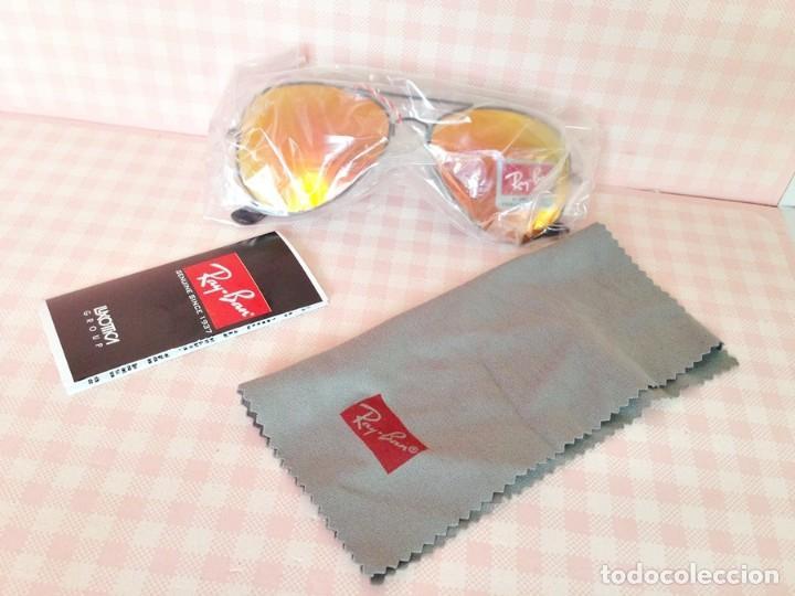 Vintage: Gafas Rayban vintage nuevas - Foto 13 - 189090077