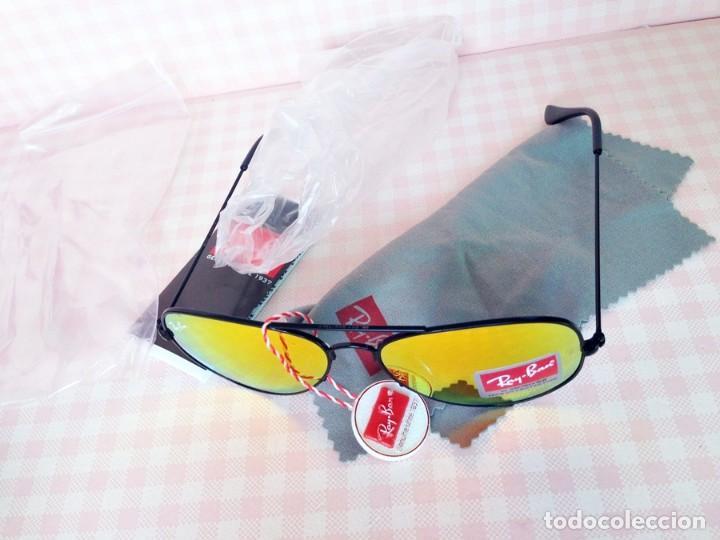 Vintage: Gafas Rayban vintage nuevas - Foto 4 - 189090077