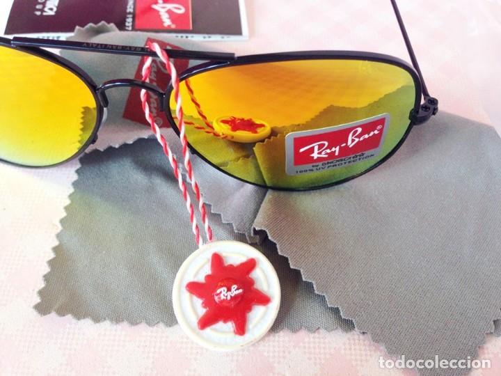 Vintage: Gafas Rayban vintage nuevas - Foto 6 - 189090077