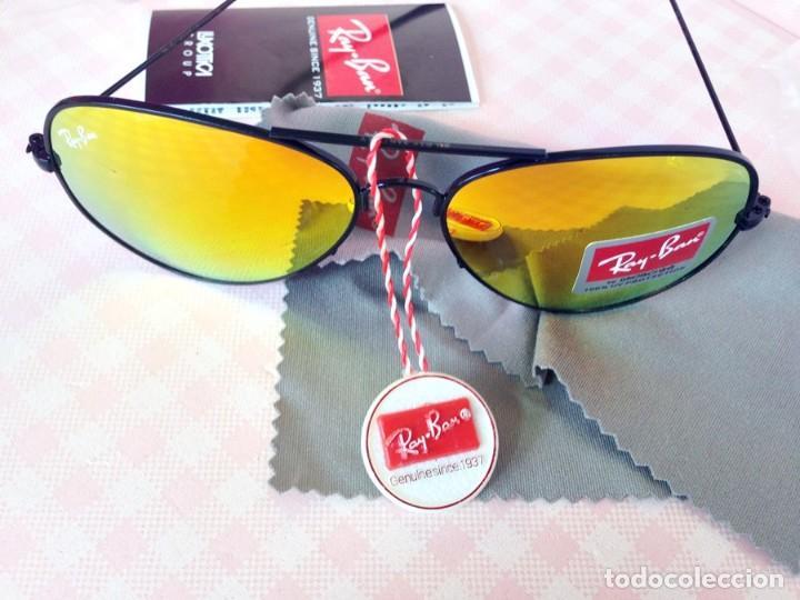 Vintage: Gafas Rayban vintage nuevas - Foto 7 - 189090077