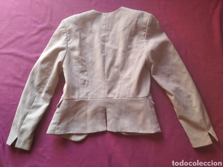 Vintage: Chaqueta H&M talla 34 beige - Foto 2 - 189334293