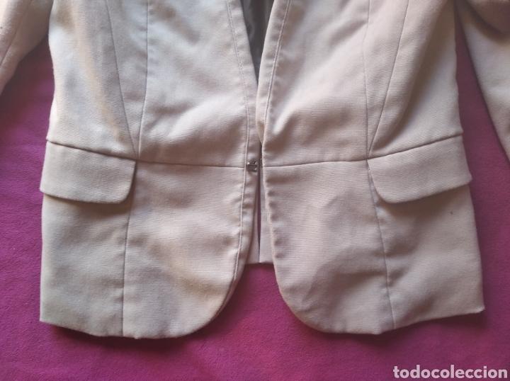Vintage: Chaqueta H&M talla 34 beige - Foto 4 - 189334293