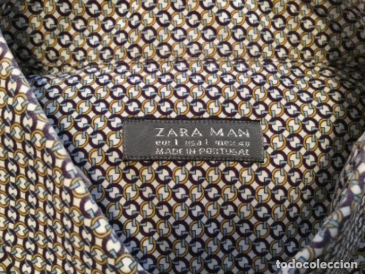 Vintage: Camisa caballero sin uso. Perfecto estado - Foto 2 - 189519145
