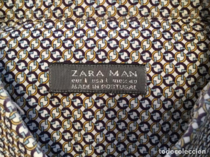 Vintage: Camisa caballero sin uso. Perfecto estado - Foto 3 - 189519145