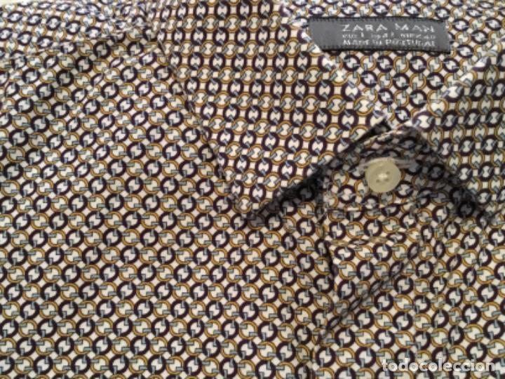 Vintage: Camisa caballero sin uso. Perfecto estado - Foto 4 - 189519145