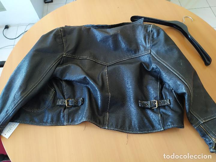 Vintage: 24-00002 - chaqueta piel - TALLA 40 - Foto 3 - 189774662