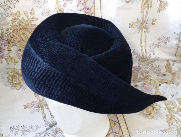 Vintage: Tocado, sombrero alemán vintage - Foto 5 - 190000550