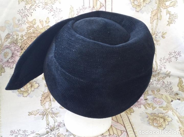Vintage: Tocado, sombrero alemán vintage - Foto 7 - 190000550