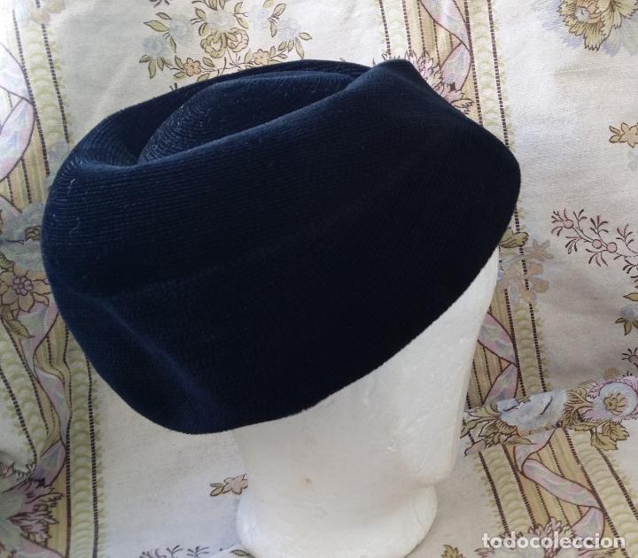 Vintage: Tocado, sombrero alemán vintage - Foto 8 - 190000550