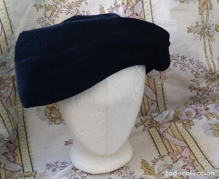 Vintage: Tocado, sombrero alemán vintage - Foto 9 - 190000550