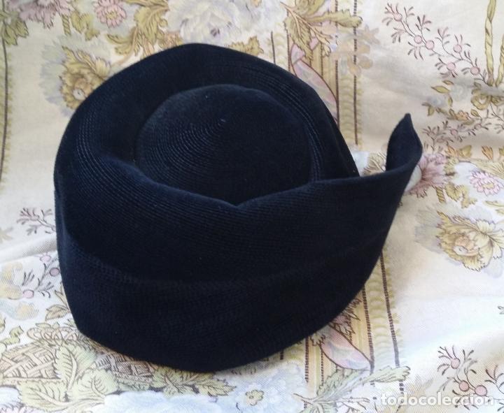 Vintage: Tocado, sombrero alemán vintage - Foto 10 - 190000550