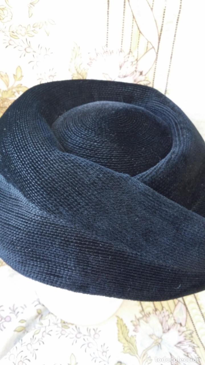 Vintage: Tocado, sombrero alemán vintage - Foto 11 - 190000550