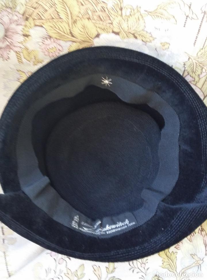 Vintage: Tocado, sombrero alemán vintage - Foto 12 - 190000550