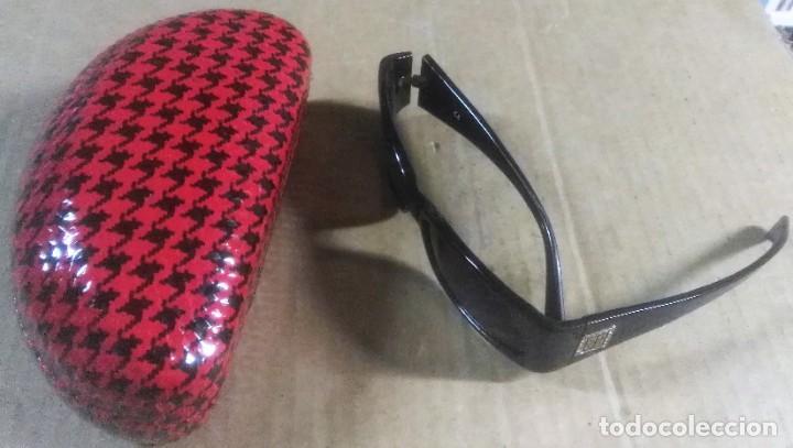 Vintage: Gafas de sol, marca Givenchy. SGV 548 SN Col. 958. con funda - Foto 4 - 190538577
