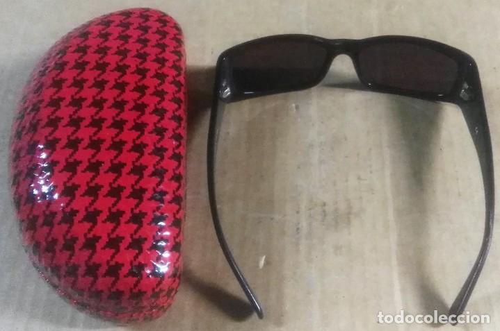 Vintage: Gafas de sol, marca Givenchy. SGV 548 SN Col. 958. con funda - Foto 6 - 190538577