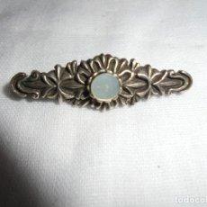 Vintage: BONITO BROCHE DE PLATA . Lote 190546630