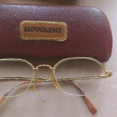 Vintage: GAFAS Y FUNDA NOVOLENT. Lote 191190357