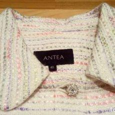 Vintage: CHAQUETA MULTICOLOR TWEED ANTEA. Lote 191846505