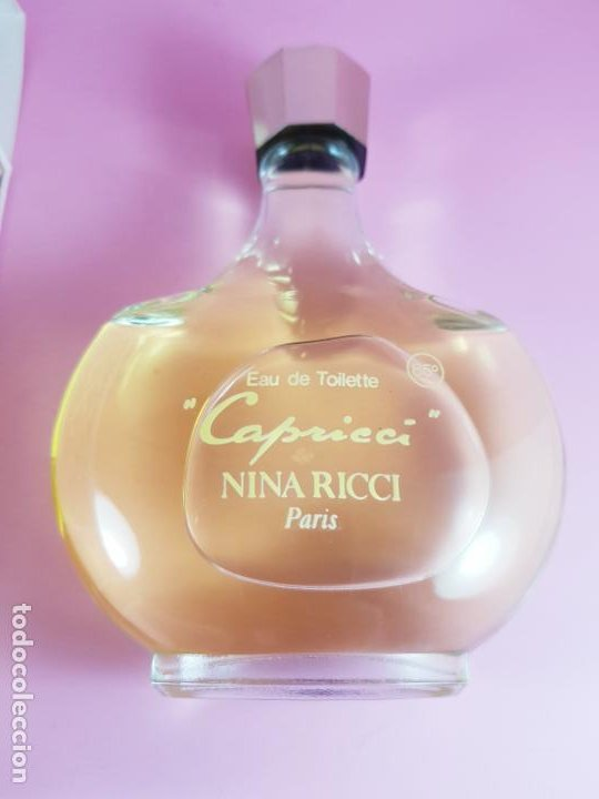 Vintage: COLONIA-PARFUMS NINA RICCI-PARÍS-100 ML-85º-BUEN ESTADO-VER FOTOS - Foto 2 - 193237336
