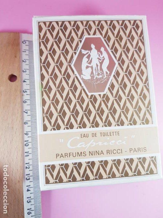Vintage: COLONIA-PARFUMS NINA RICCI-PARÍS-100 ML-85º-BUEN ESTADO-VER FOTOS - Foto 10 - 193237336
