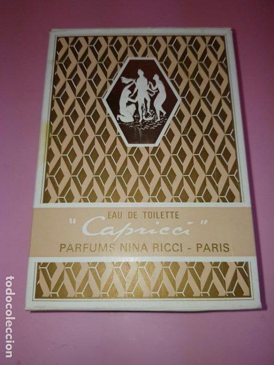 Vintage: COLONIA-PARFUMS NINA RICCI-PARÍS-100 ML-85º-BUEN ESTADO-VER FOTOS - Foto 11 - 193237336