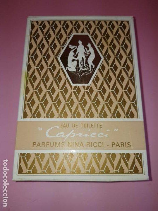 Vintage: COLONIA-PARFUMS NINA RICCI-PARÍS-100 ML-85º-BUEN ESTADO-VER FOTOS - Foto 12 - 193237336