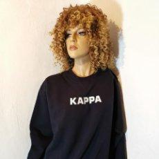 Vintage: SUDADERA ORIGINAL AÑOS 70-80 KAPPA--TALLA XL --GRAN CALIDAD !!!!-. Lote 193968987