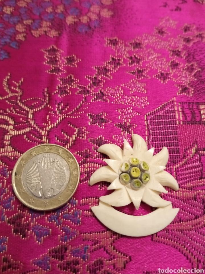 Vintage: Flor de hueso - Foto 3 - 194230706