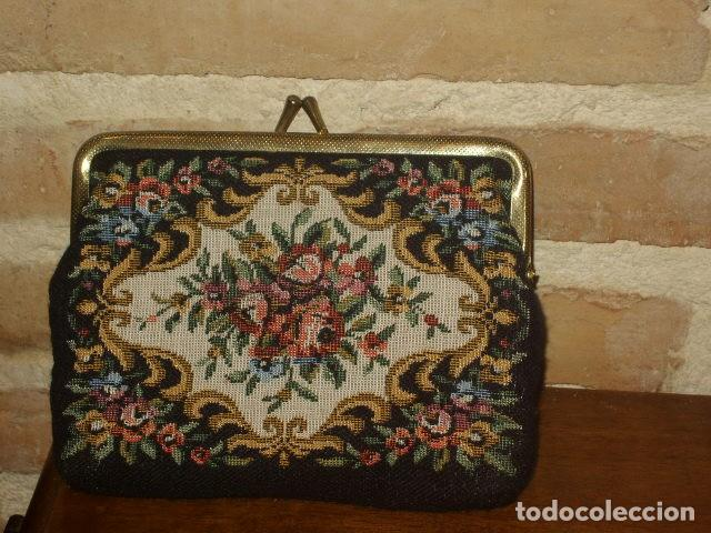 Vintage: NECESER PETIT POINT - Foto 1 - 194234635