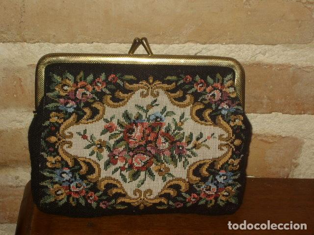Vintage: NECESER PETIT POINT - Foto 2 - 194234635