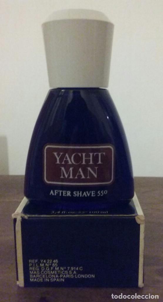 Vintage: Yacht Man (clásico ).MASAJE o AFTER SHAVE sin uso. (100ml) . - Foto 3 - 194241157