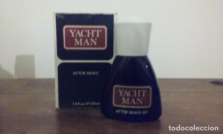 Vintage: Yacht Man (clásico ).MASAJE o AFTER SHAVE sin uso. (100ml) . - Foto 5 - 194241157