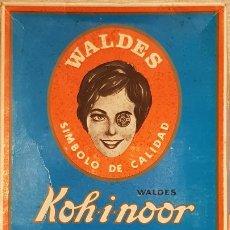 Vintage: CAJA ORIGINAL / BROCHE A PRESIÓN PERFECTO / KOH-I-NOOR / INCLUYENDO VARIOS BLISTERS / NUEVO.. Lote 194243021