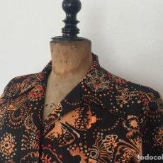 Vintage: BLUSA VINTAGE, AÑOS 60/70, ( VER MEDIDAS). Lote 194271338