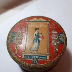Vintage: CAJA DE POLVOS POMPEIA. Lote 194567328