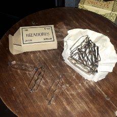 Vintage: ANTIGUA CAJA 12 RIZADORES PELO A ESTRENAR. Lote 194610440