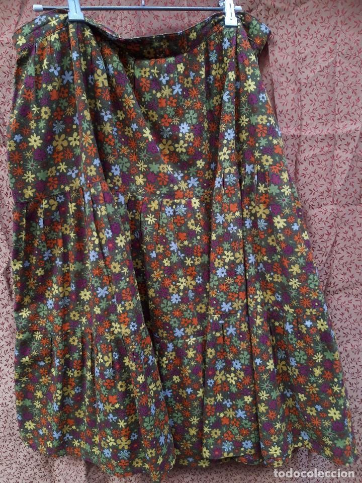 Vintage: Falda de verano de Jocomomola de Sivila - Foto 3 - 194667800