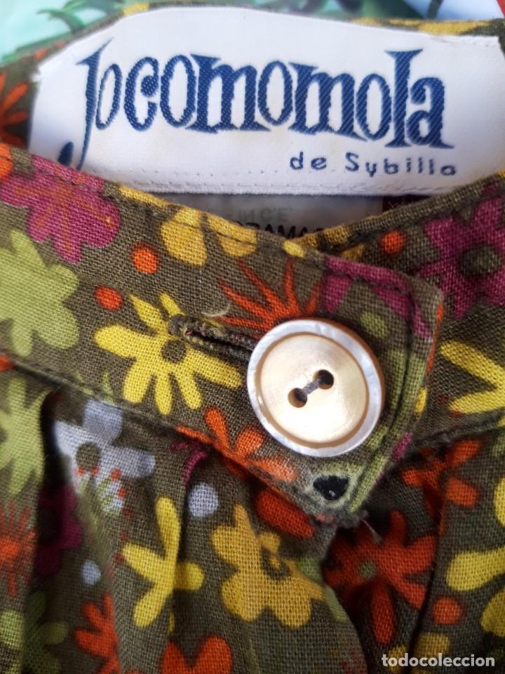 Vintage: Falda de verano de Jocomomola de Sivila - Foto 4 - 194667800