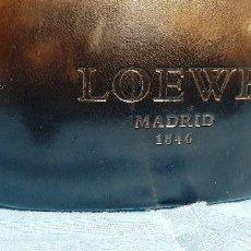 Vintage: FUNDA RIGIDA DE GAFAS LOEWE. Lote 194905280
