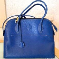 Vintage: BOLSO BAG ENRIQUE LOEWE SNAPPE VINTAGE. Lote 194938572