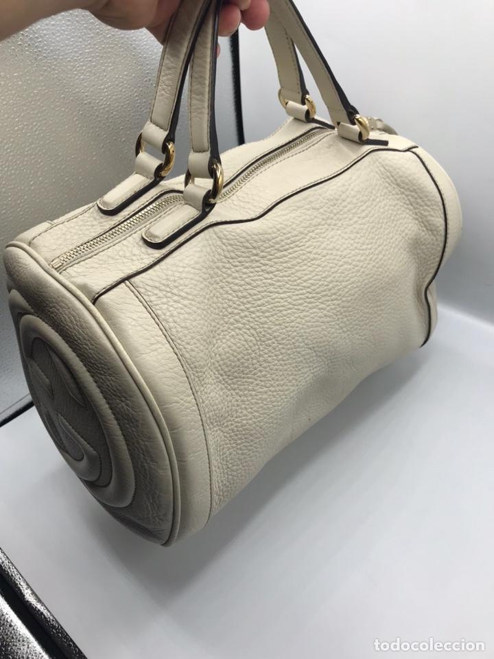 Vintage: Bolsa de mano Gucci Soho large - Foto 2 - 194978360